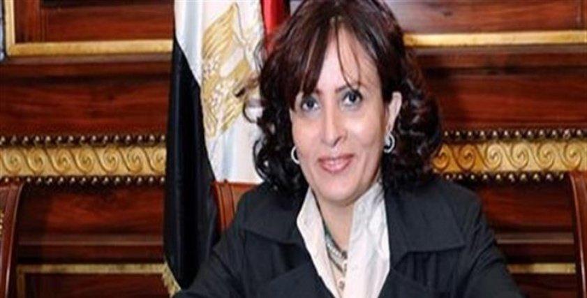 الدكتورة عزة العشماوي، الأمين العام للمجلس القومي للطفولة والأمومة