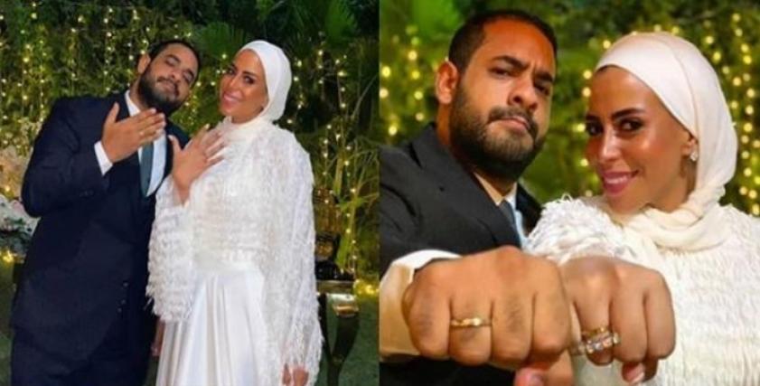 خطوبة ابنة ماجد المصري
