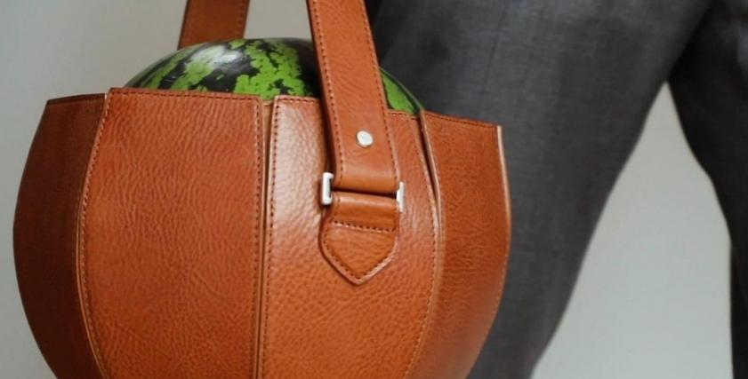 حقيبة حمل البطيخ