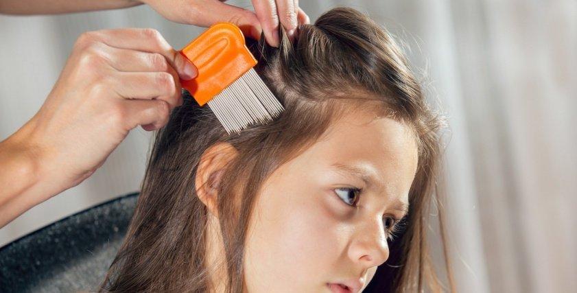 إزالة شعر الأطفال