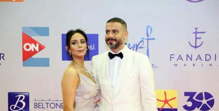 محمد فراج وبسنت شوقي