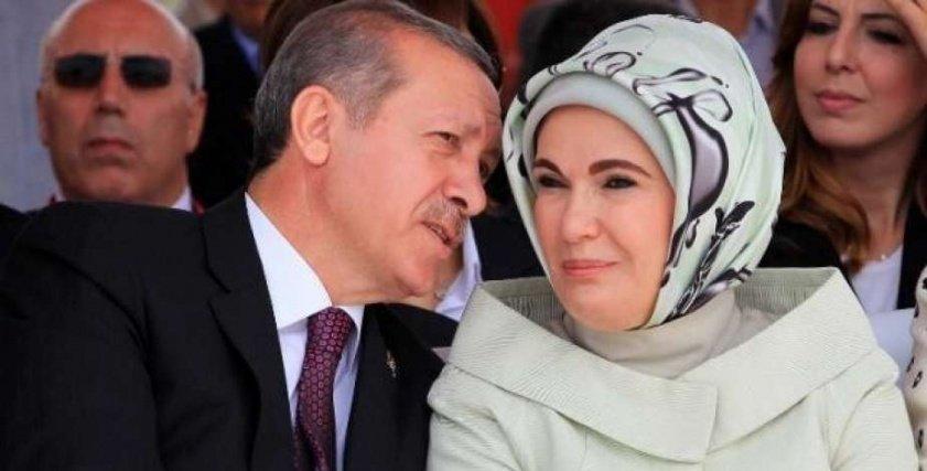 صحيفة تركية تنتقد تبذير زوجة أردوغان: