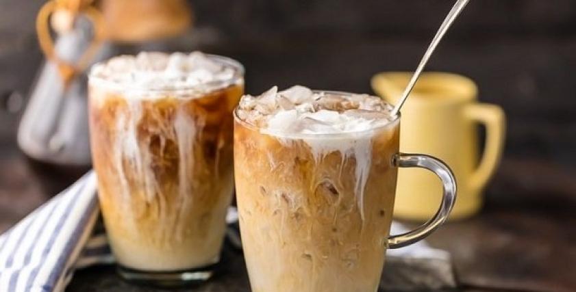 قهوة مثلجة