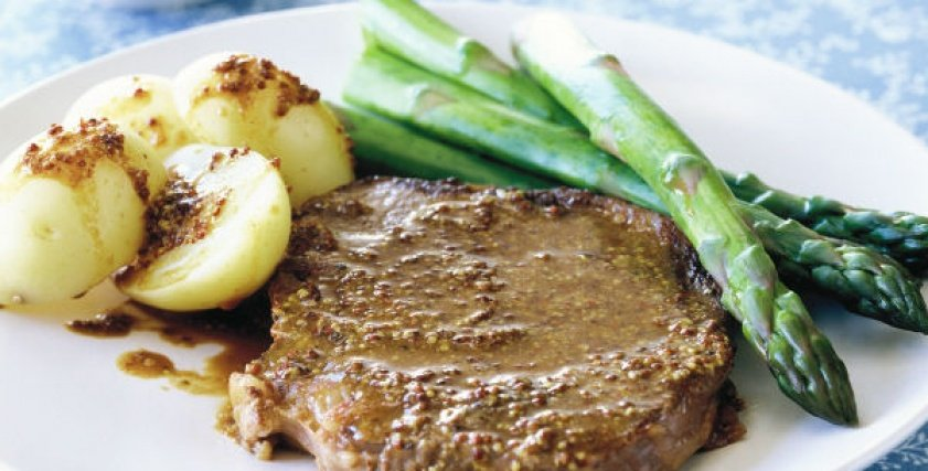 لحم الاستيك بصوص  الصويا