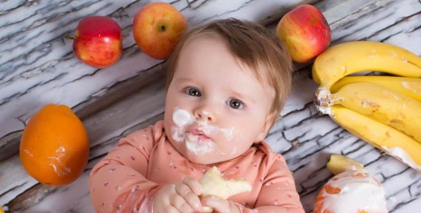 وجبات مفيدة للطفل في شهوره الأولى