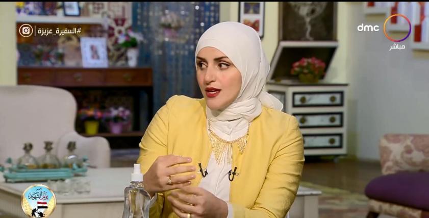 الدكتورة عفاف حجازي